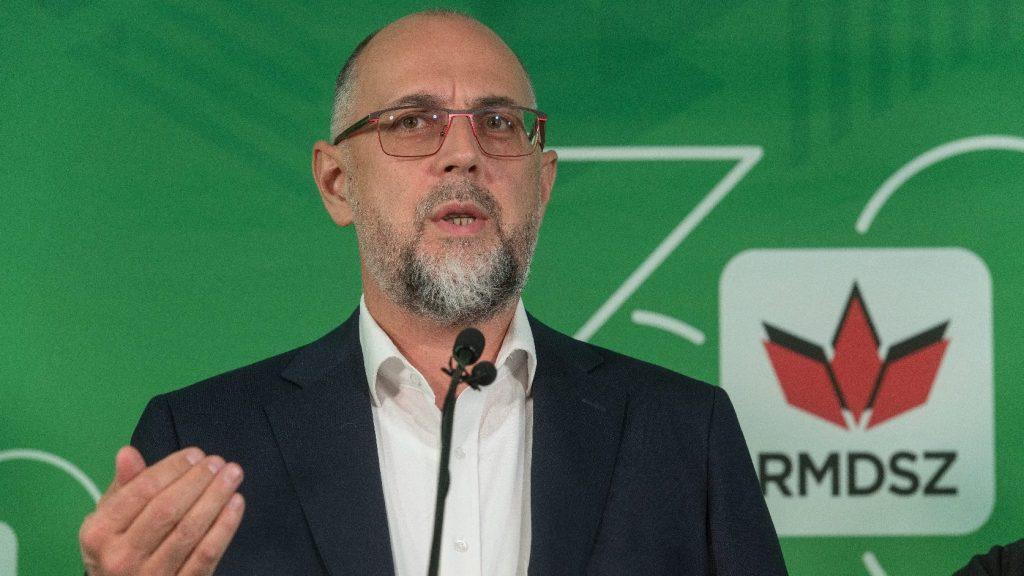 Kelemen Hunor: Az RMDSZ jobban szerepelt, mint az előző ciklusban