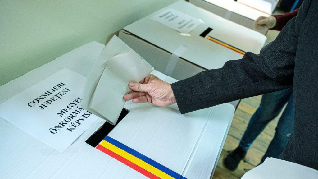 Több szokatlan eset is történt a romániai választásokon