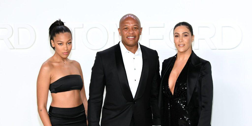 Áll a bál: Dr. Dre lánya beszólt 50 Centnek