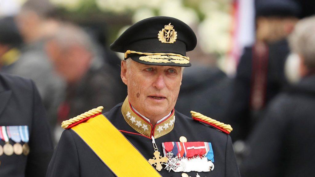 Nem koronavírusos a norvég király
