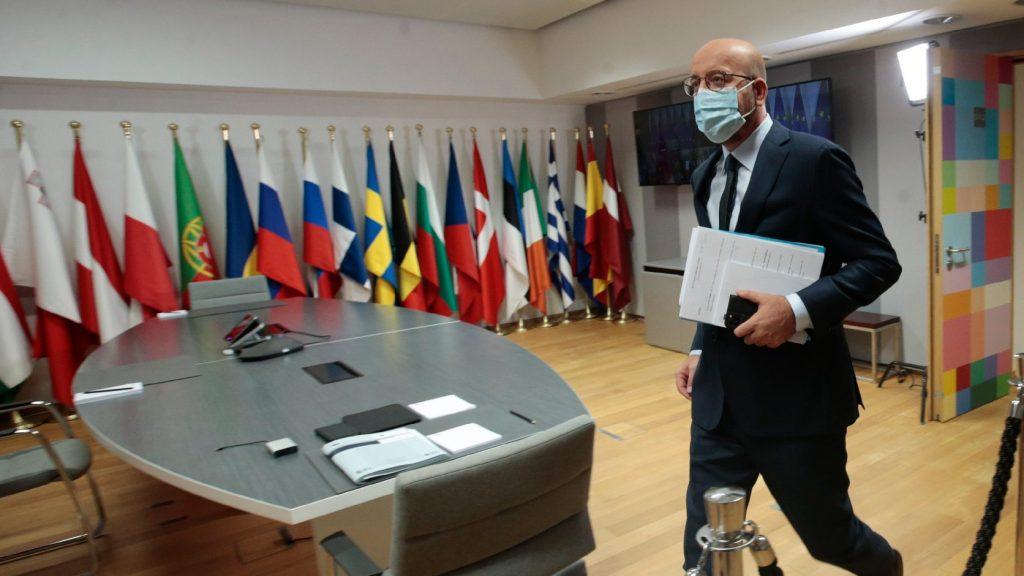 Brüsszelbe várják a tagállamok vezetőit