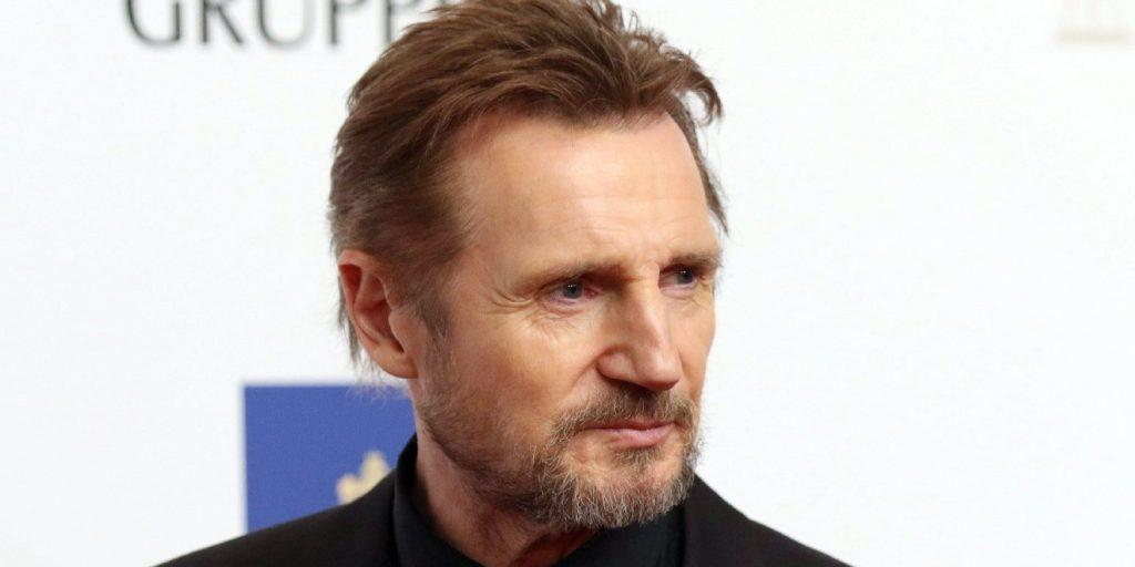 Liam Neeson szerelmes bankrablókén is tarol