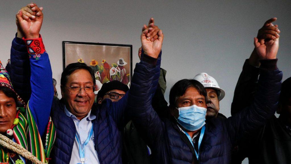 A baloldali jelölt győzelmét várják Bolíviában