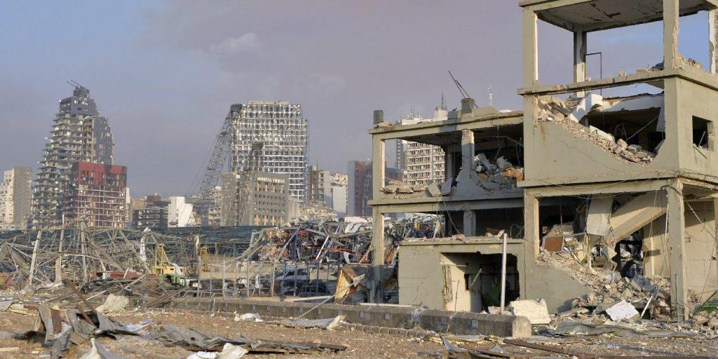 Igazságszolgáltatást követelnek a tavalyi bejrúti robbanás halottainak családtagjai