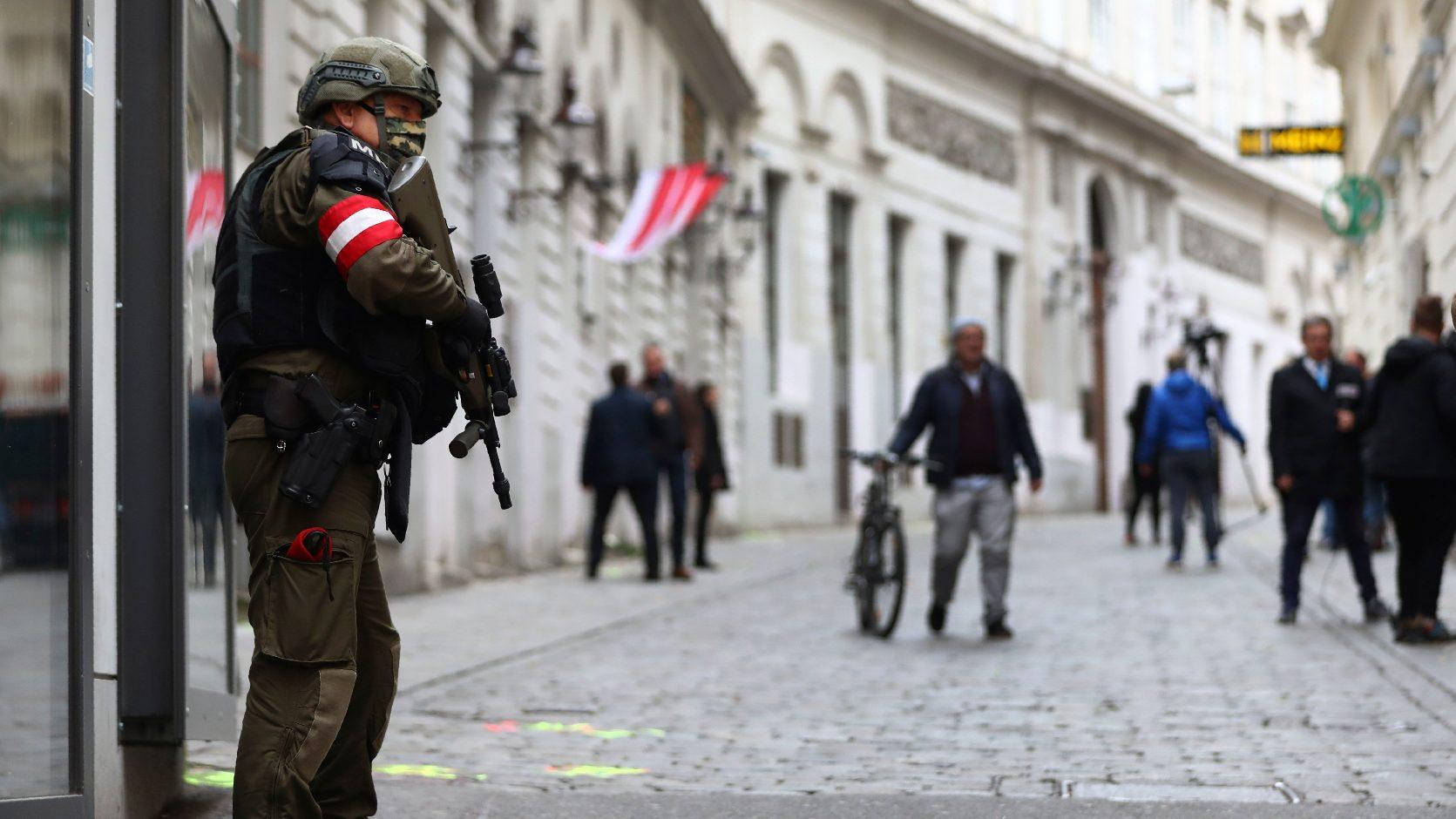 Terrortámadás után: a bevándorlók támadásaitól retteg az osztrák zsidóság