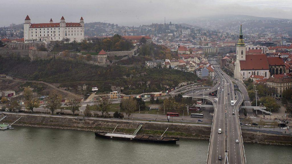 Pozsonyból Bratislava – egy város átalakulása I. rész