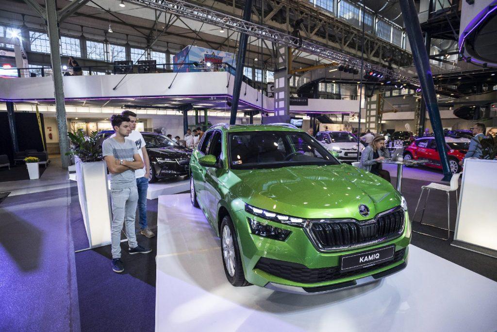 Jelentősen visszaesett az autógyártás Csehországban