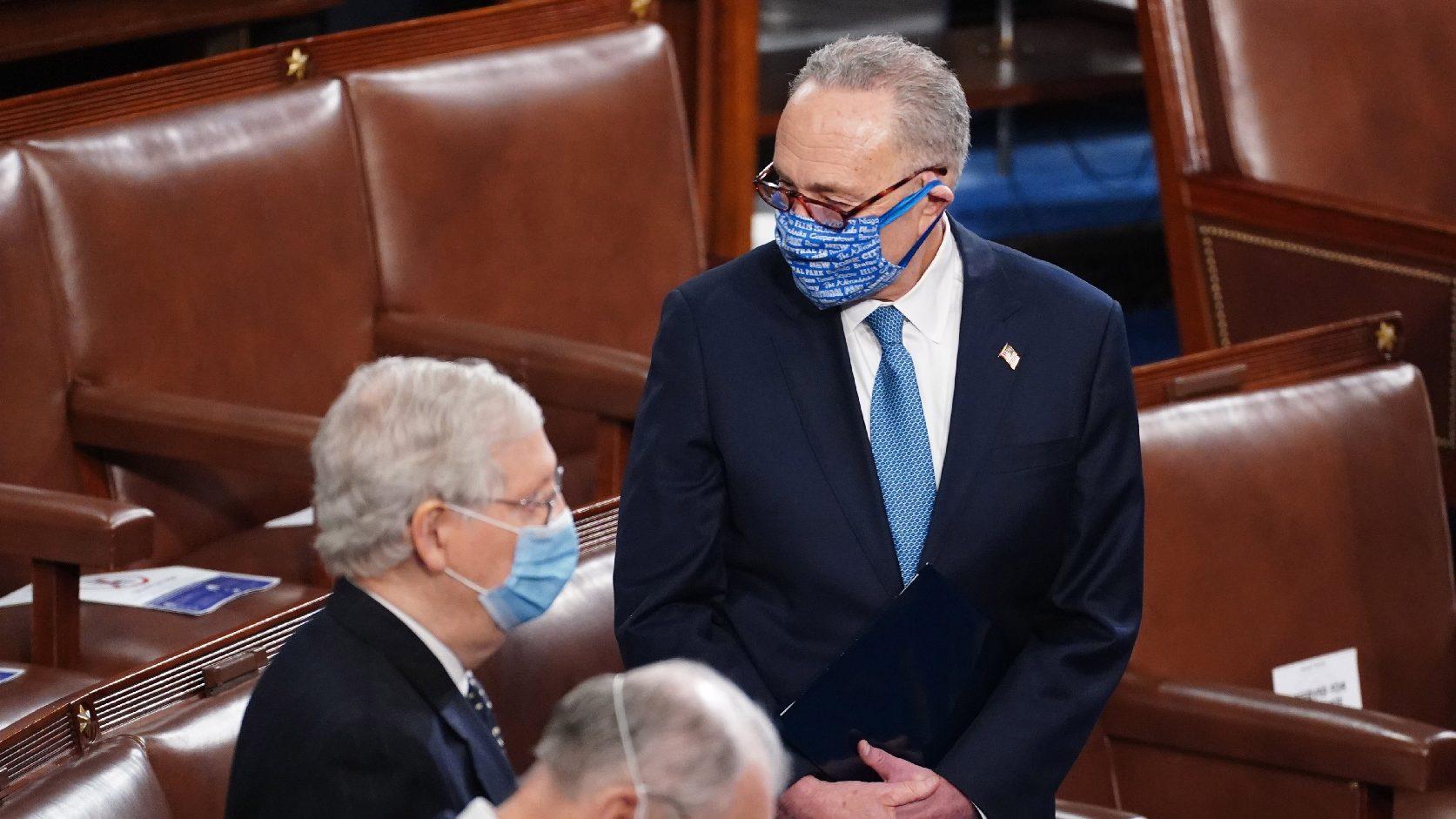 A lehető legkisebb többsége van a demokratáknak a szenátusban