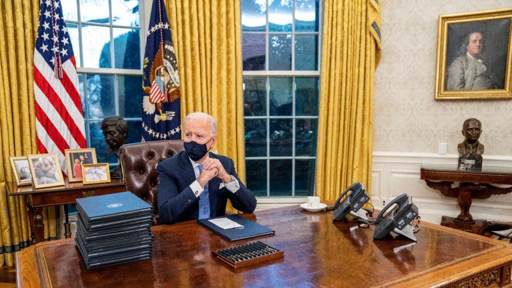 Biztonsági kockázatot jelenthet Biden szobabiciklije