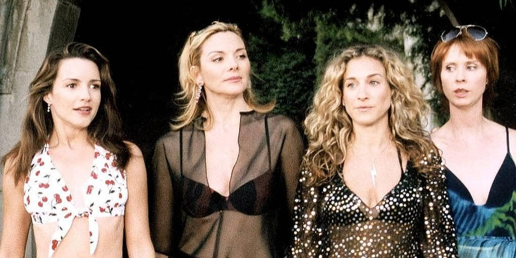 Már nincs meg a régi glamour - új képen a Szex és New York színésznői