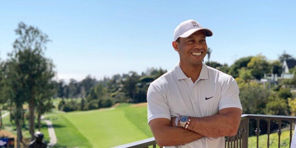 Tiger Woodsnak újra kell tanulnia járni