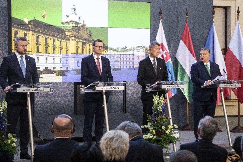 A V4 országai együtt küzdhetnek meg a térség járvány utáni európai szerepéért