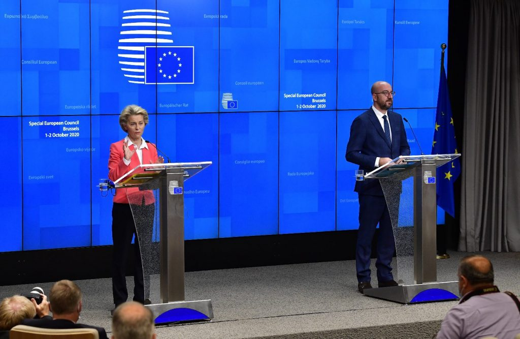 Júniusban érkezhet az uniós gazdasági mentőcsomag első részlete