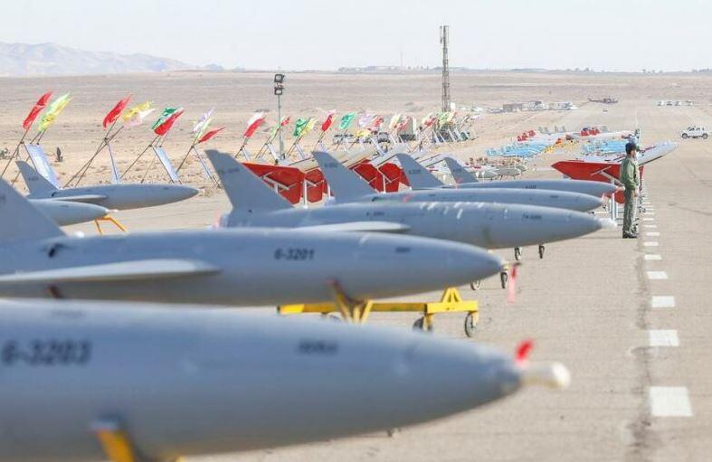 Irán nagy hatósugarú harci drónt fejleszt