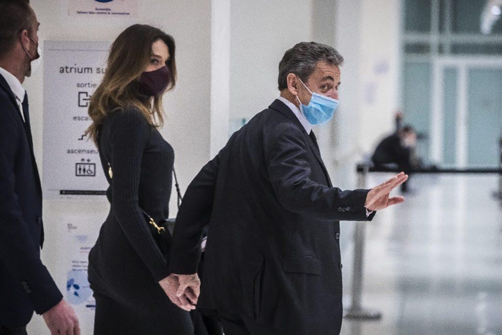 Carla Bruni-Sarkozy a férje elleni ítéletről: Harcolni fogunk, s egy napon eljön az igazság