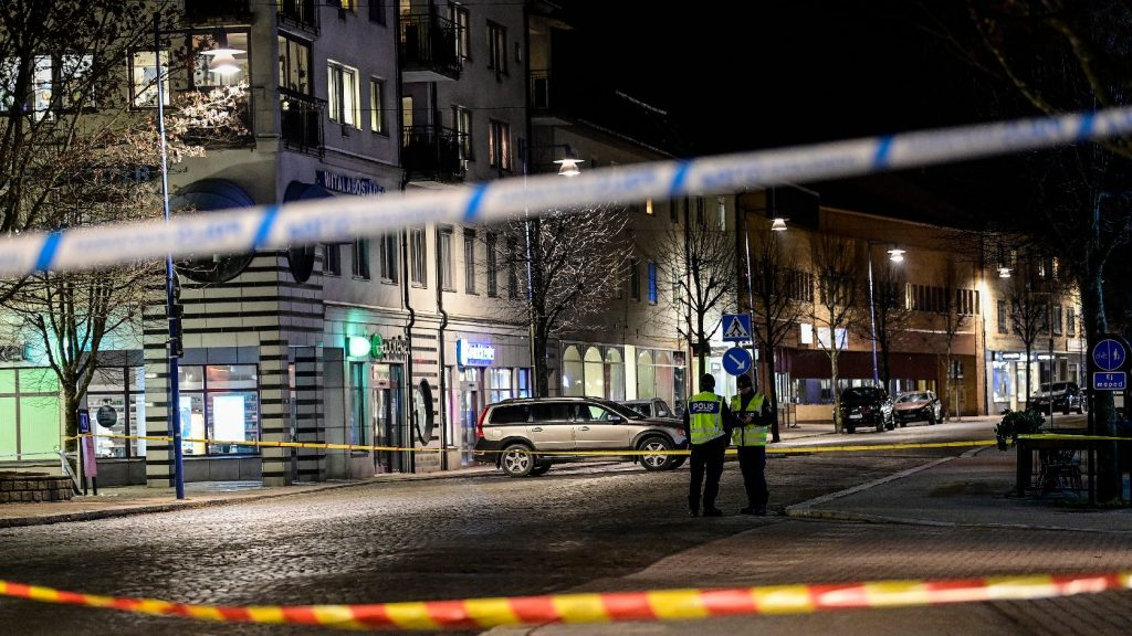 Elmeorvos vizsgálja a svédországi késelés afgán elkövetőjét