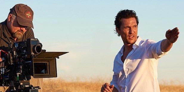 Matthew McConaughey őszintén vallott karrierje kezdeti nehézségeiről