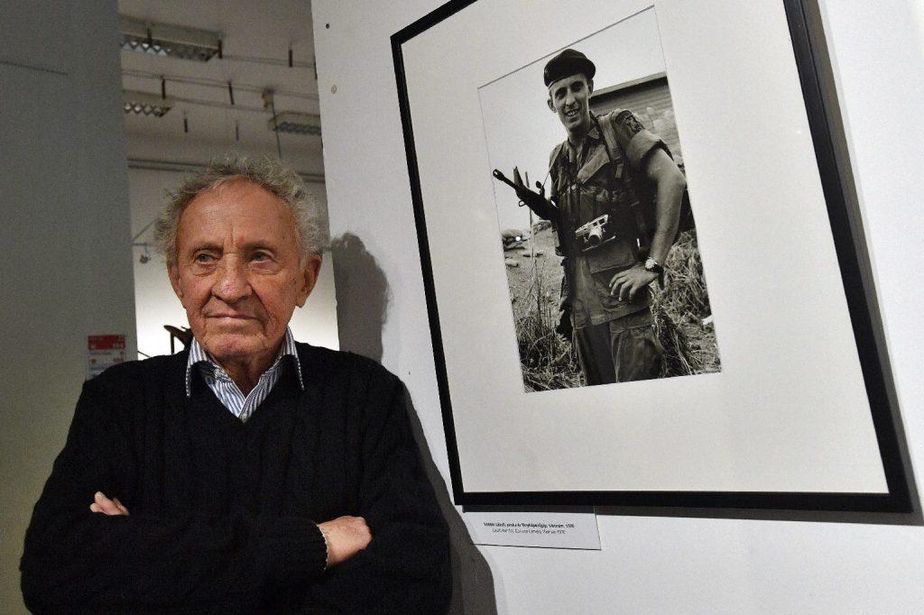 Kondor László: A vietnami háborúban forgattam