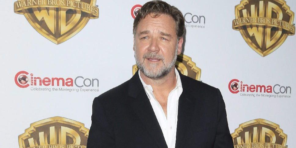 Russell Crowe nem szeret utazni, ezért inkább saját filmstúdiót épít