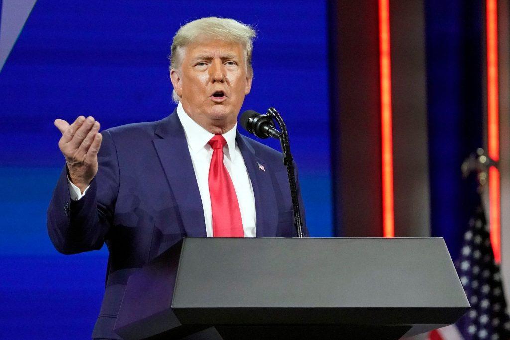 Trump újra megszólalt, ezt üzente a volt elnök