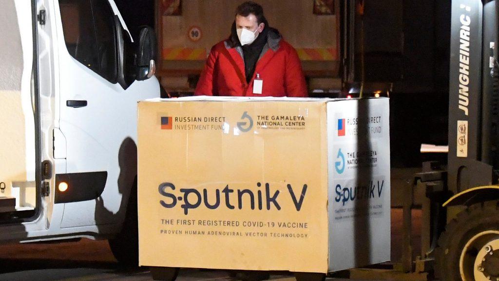 Vakcinaháborút okozott a Szputnyik V Szlovákiában