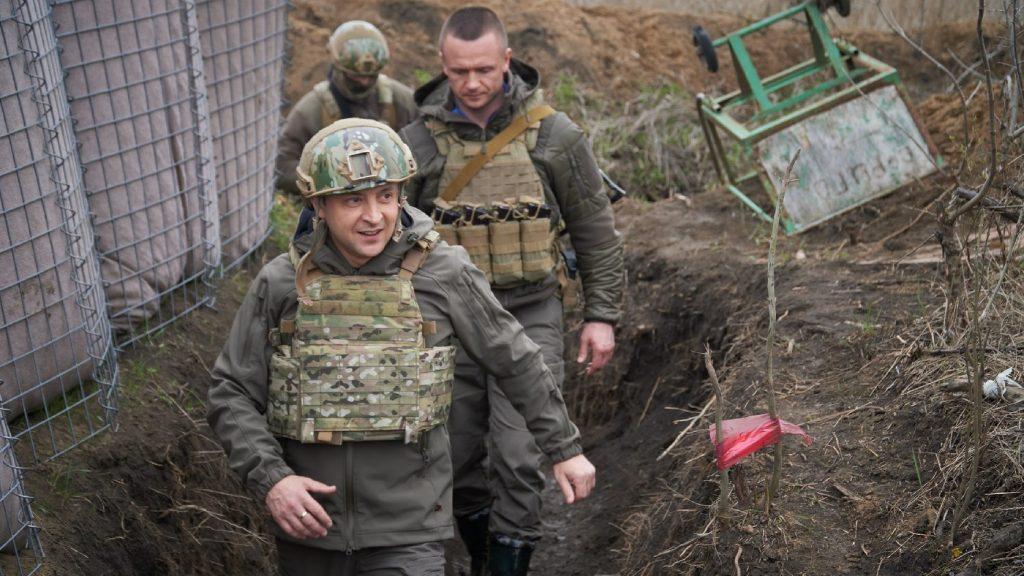Széles támogatás Ukrajnának