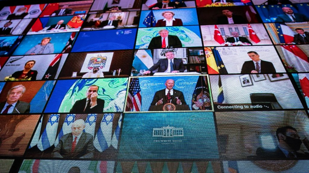 Biden ötven százalékos csökkentést ígért, összevissza kapcsolgattak a klímacsúcson