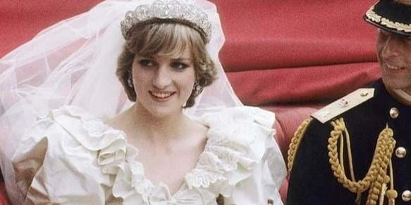Elkészült Diana hercegné ikonikus esküvői ruhájának gót verziója