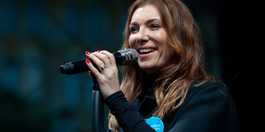 Rúzsa Magdi: ceruzával már vannak beírva koncertdátumok a naptárba