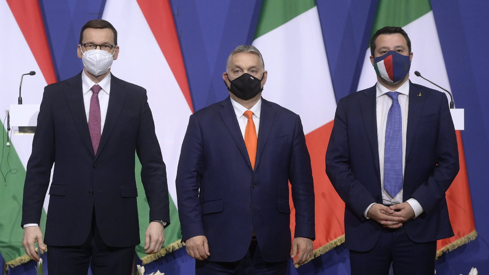 Orbán a magyar-olasz-lengyel találkozóról: Európai reneszánszt akarunk – videó