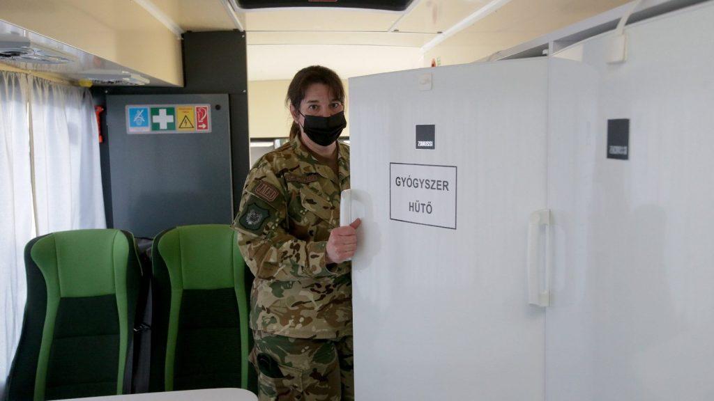 A Magyar Honvédség 77 százaléka már védett