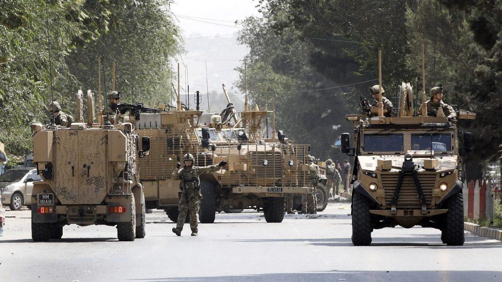 """""""Az afgán hadsereg bizonyosan összeomlik, ha nem kap valamilyen folytatódó támogatást"""""""