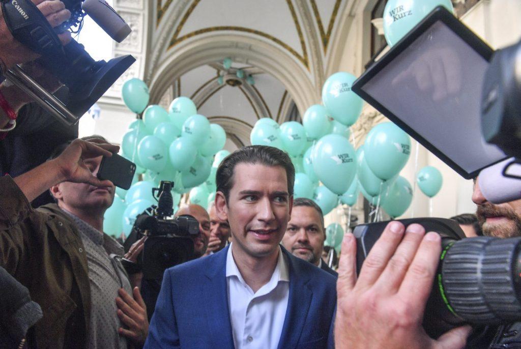 Merénylettel fenyegetett Kurz kancellár és a Stephansdom ellen egy tinédzser