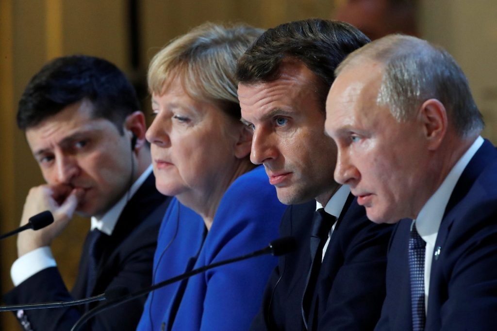 Megtört a jég: Putyin kész fogadni Zelenszkij ukrán elnököt