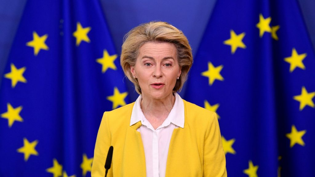 Nagyon fontos bejelentést tett az Európai Bizottság elnöke