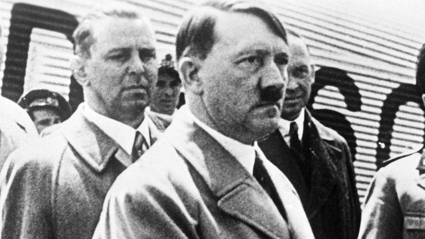 Hitler azt akarta, hogy vele együtt pusztuljon el Németország