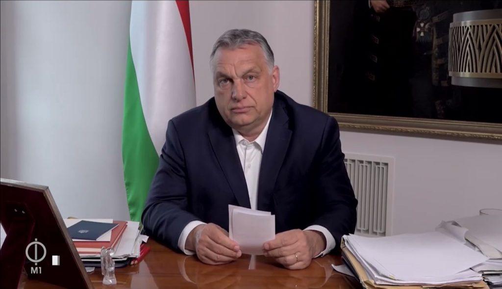 Orbán Viktor: Marad a digitális oktatás a felső tagozatosoknak