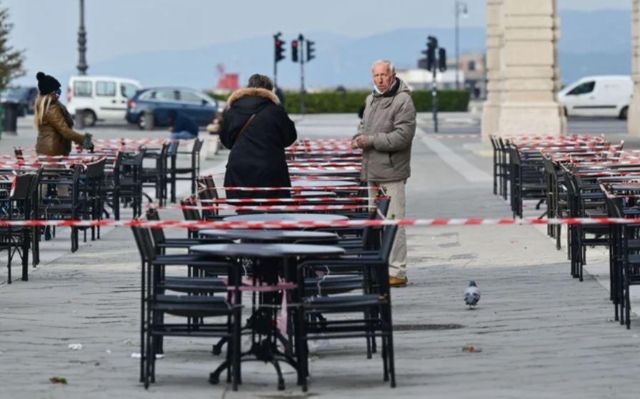 Tíz nap múlva nyithatnak a teraszok Olaszországban