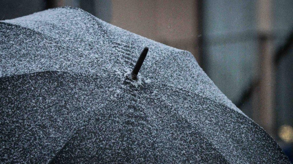 Szamuráj kard nélkül, ön esernyő nélkül ne induljon el