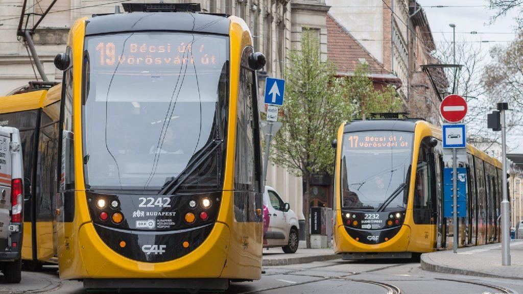Változik a Fehérvári úti villamosok közlekedése