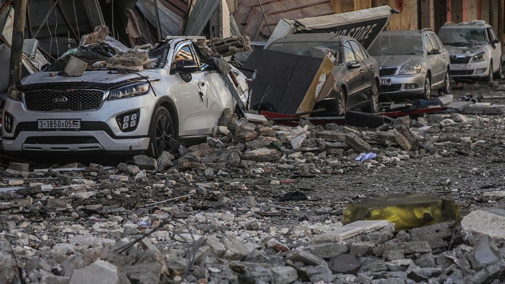 Újabb áldozatokat követelt az izraeli-palesztin rakétaháború