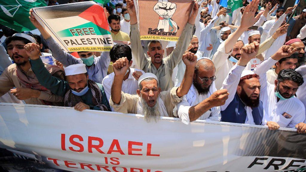 Ismét intenzív rakétatüzet zúdított a Hamász Izraelre