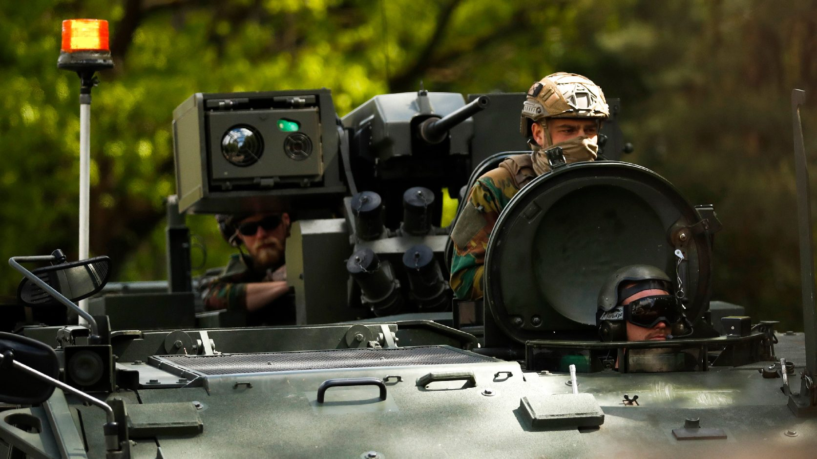 """Es el cuarto día de la búsqueda de pago: la """"licencia de tiro"""" de los Koning"""