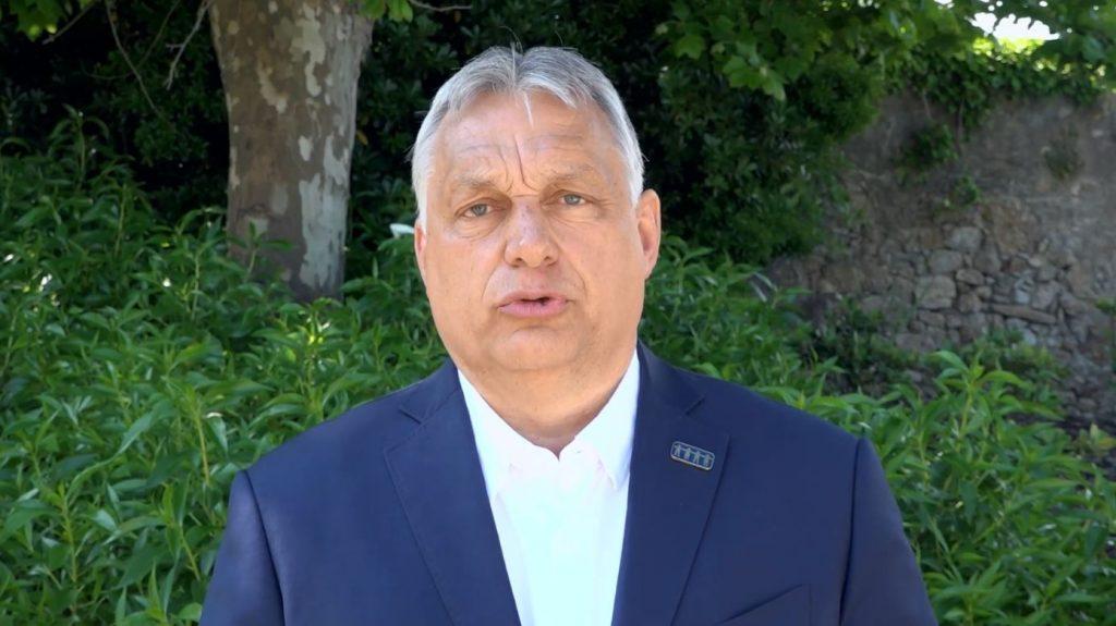 Orbán: Európa biztonsága az emberek beoltottságától függ