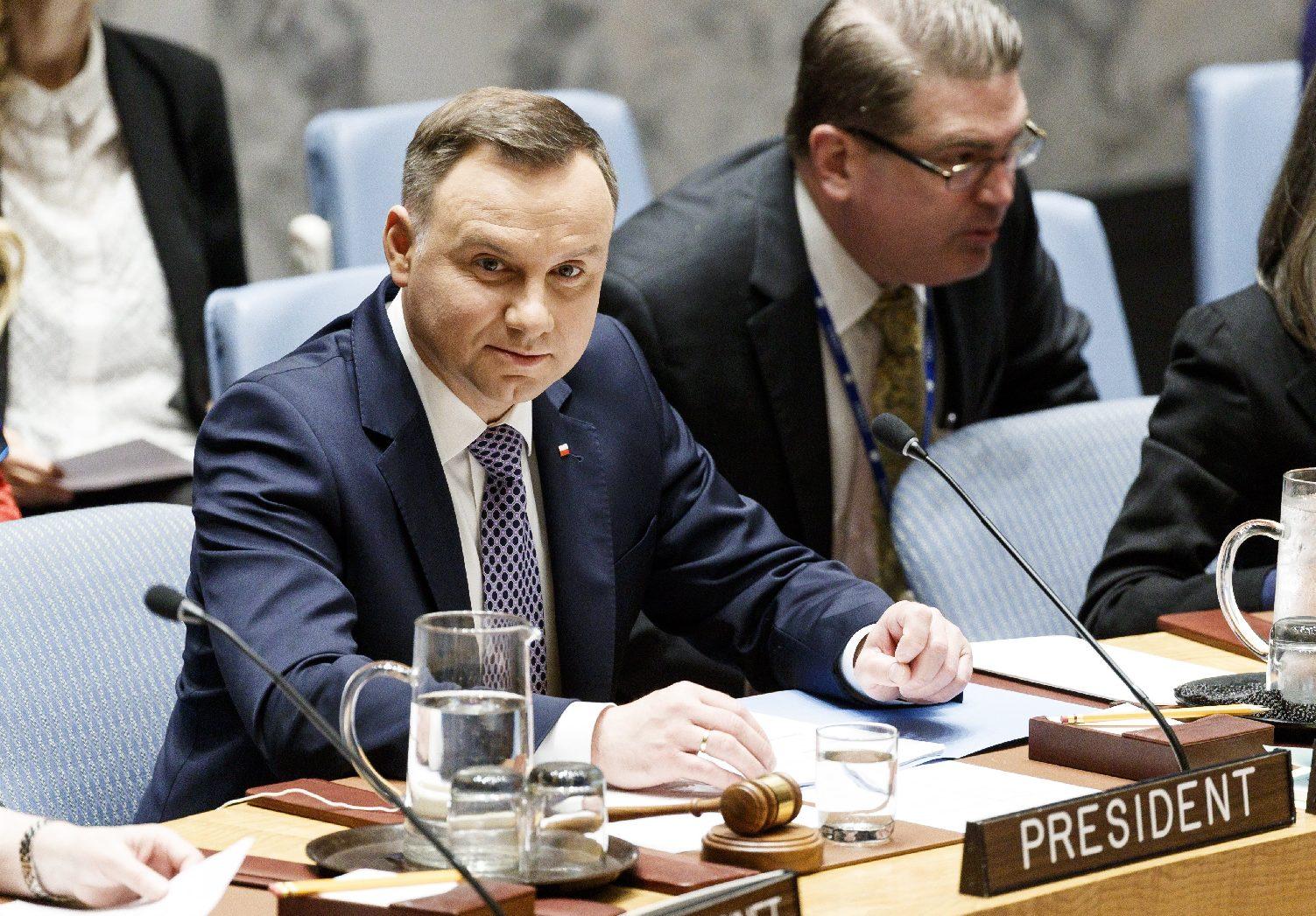 Izrael fegyelmez: berendelték Lengyelország jeruzsálemi nagykövetét