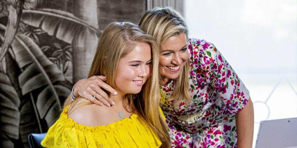 A 17 éves holland hercegnő történelmet írt - milliós zsebpénzt utasított vissza