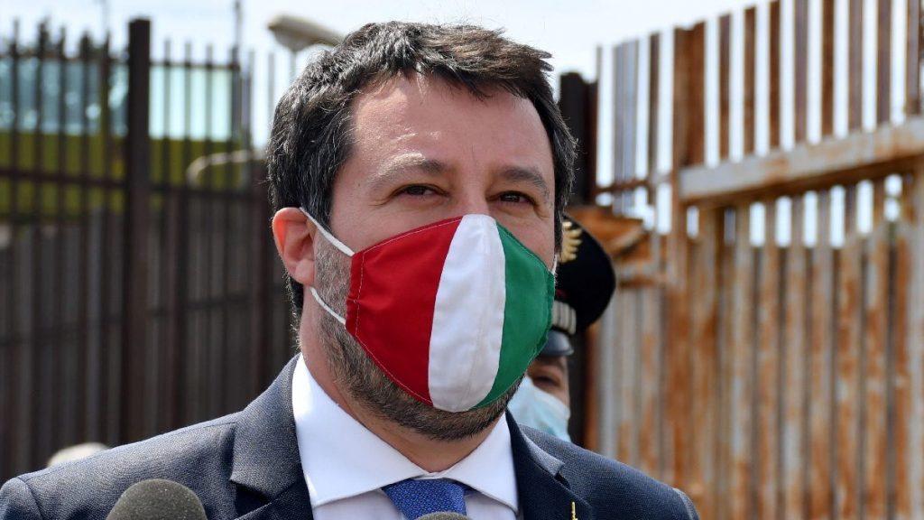 Salvini: Hajrá Magyarország!