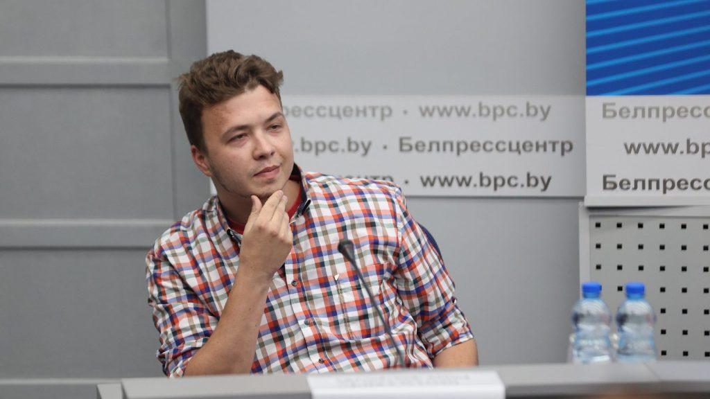 Senki nem bántalmazta: állítja az őrizetbe vett újságíró