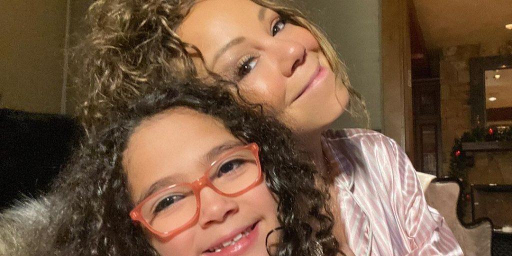 Mariah Carey tízéves lánya modellként debütált