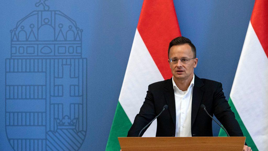 Szijjártó Péter: Csúfosan megbukott Ukrajna hazug propagandája a magyar enrgiabeszerzésről